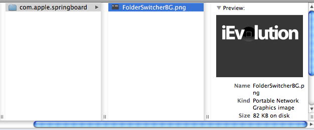 How To: Change The Background Of Your Folders And Task Switcher